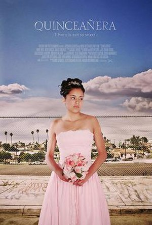 Quinceañera (film) - Promotional poster for Quinceañera