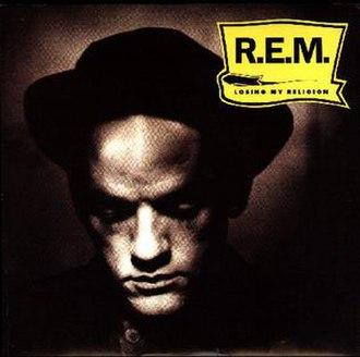 Losing My Religion - Image: R.E.M. Losing My Religion