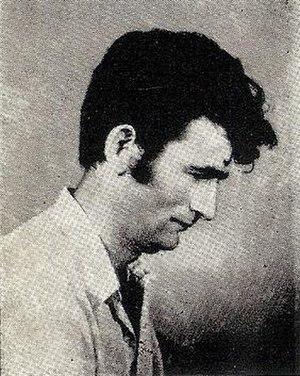 Radovan Karadžić - Publicity photo of Karadžić in 1971