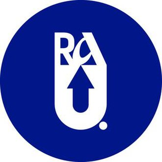 Business School of Russian-Armenian Slavonic University (RAU) - Image: Rau Logo
