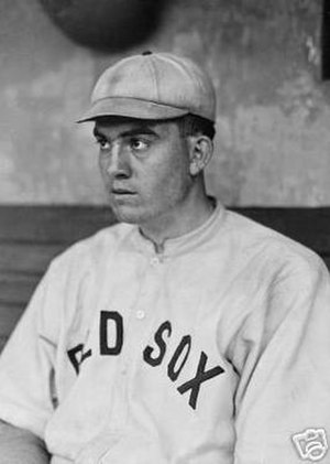 Ray Collins (baseball) - Image: Ray Collins Boston Red Sox