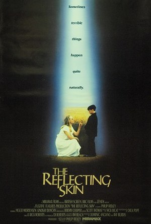 The Reflecting Skin - Theatrical release poster