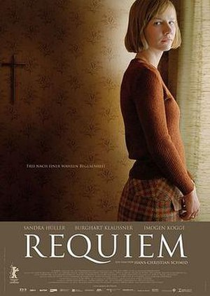 Requiem (2006 film) - Theatrical release poster
