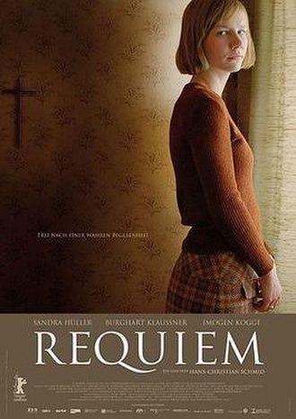 Requiem (2006 film) - Theatrical release poster