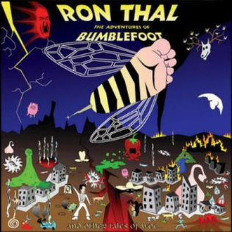 The Adventures of Bumblefoot - Image: Ron bumblefoot thal the adventures
