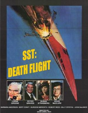 SST: Death Flight - Theatrical poster