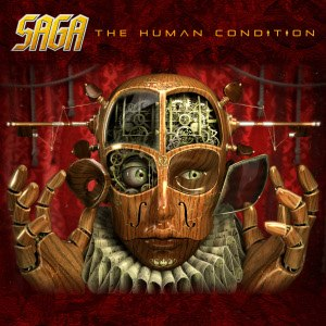 The Human Condition (Saga album) - Image: Saga The Human Condition