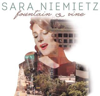 <i>Fountain & Vine</i> EP by Sara Niemietz
