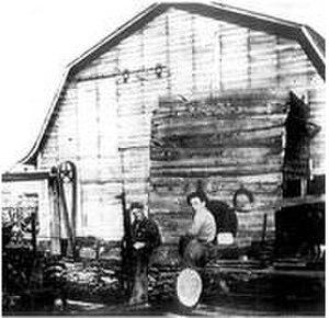 Wausau Homes Inc - Schuette Brothers Original Sawmill