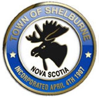 Shelburne, Nova Scotia - Image: Shelburne logo