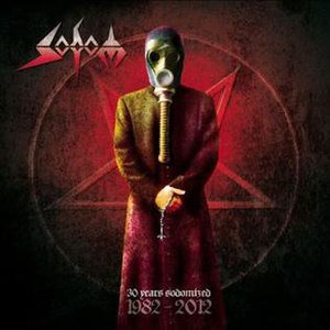 30 Years Sodomized: 1982–2012 - Image: Sodom, 30 Years Sodomized 1982 2012 (cover)