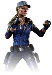 Sonya Blade Wikipedia