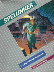 Family Party Games >> Spelunker (video game) - Wikipedia