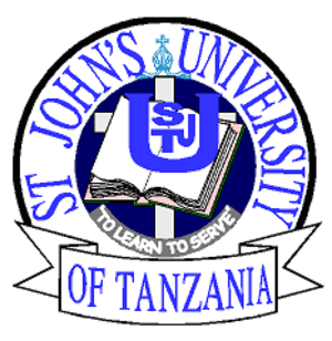 St. John's University of Tanzania - Image: St. John's University of Tanzania Logo