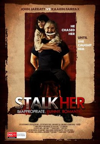 StalkHer - Original theatrical release poster