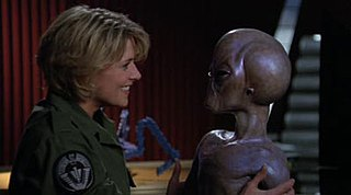 Small Victories 1st episode of the fourth season of Stargate SG-1
