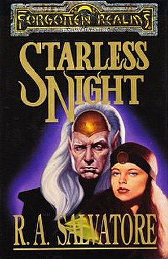 Starless Night - Cover of the first edition