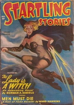Startling Stories 1950 Mar cover