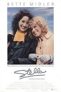 <i>Stella</i> (1990 film) 1990 American drama film directed by John Erman