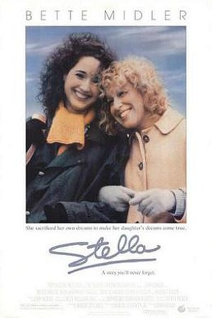 Stella (1990 film) - Theatrical release poster