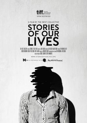 Stories of Our Lives - Stories of Our Lives Film poster