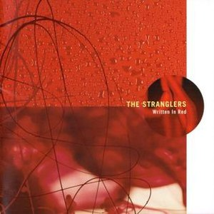 Written in Red - Image: Stranglers written in red