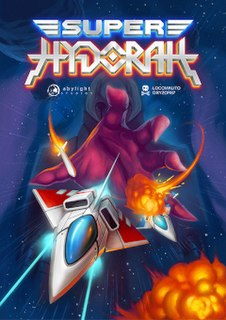 <i>Super Hydorah</i> 2010 video game