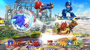 Super Smash Bros  for Nintendo 3DS and Wii U - Wikipedia