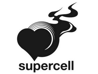Supercell (band) - Image: Supercell symbol