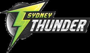 Sydney Thunder - Image: Sydney thunder