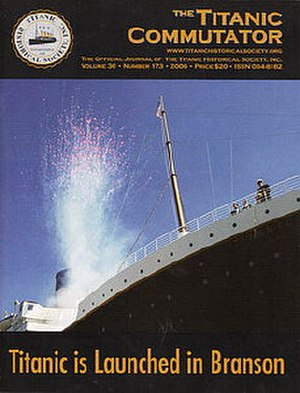 Titanic Historical Society - The Titanic Commutator