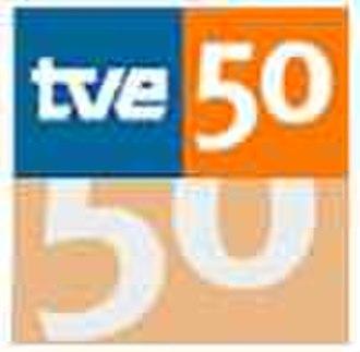 TVE 50 Años - Image: TVE 50 Anos