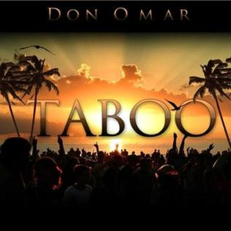 Don Omar - Taboo (studio acapella)