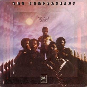1990 (The Temptations album) - Image: Tempts 1990