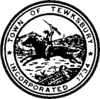 Official seal of Tewksbury, Massachusetts