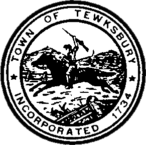 Official seal of Tewksbury, Massachusetts