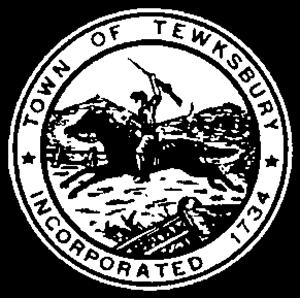 Tewksbury, Massachusetts - Image: Tewksbury Seal