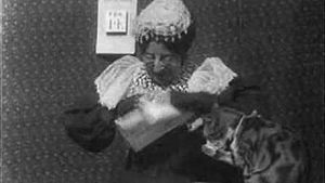 The Old Maid's Valentine - Screencap from the film