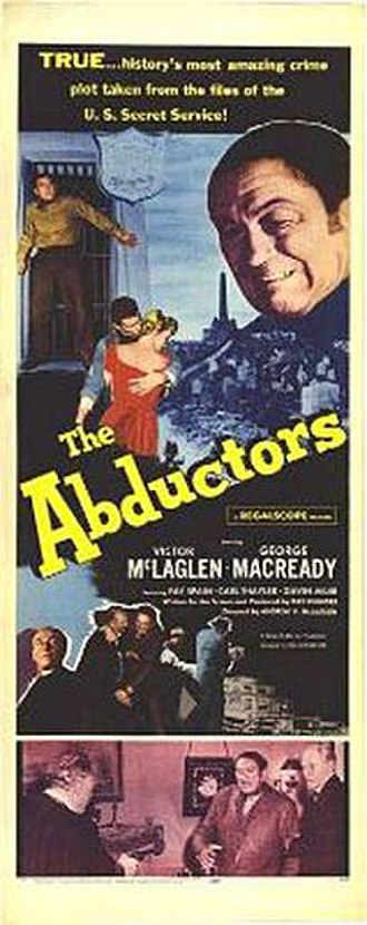 The Abductors - Image: The Abductors Film Poster