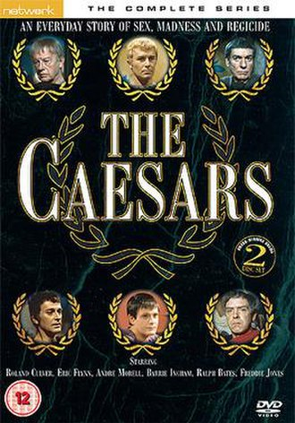The Caesars (TV series) - The Caesars DVD release.