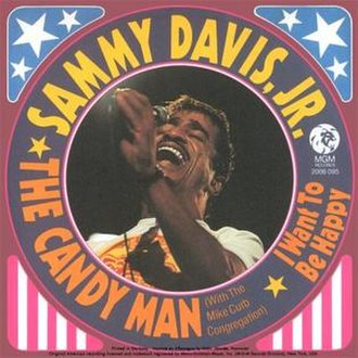The Candy Man - Image: The Candy Man Sammy Davis Jr