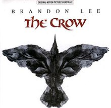 The Crow soundtrack album coverjpg