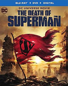 Superman 2018 Death of Superman