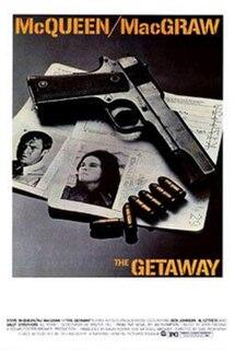 <i>The Getaway</i> (1972 film) 1972 film by Sam Peckinpah