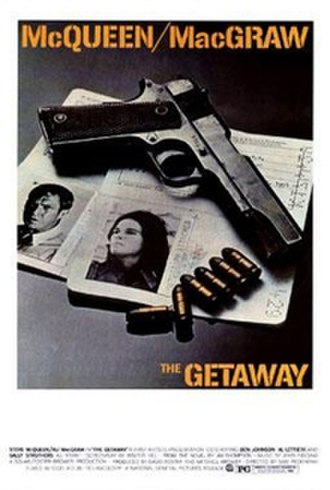 The Getaway (1972 film) - Original US theatrical poster