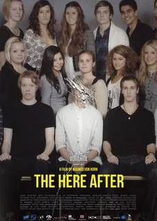 <i>The Here After</i> 2015 film by Magnus von Horn