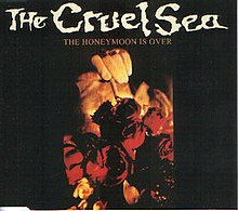 The Honeymoon Is Over (song) by The Cruel Sea.jpg