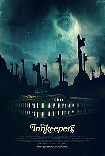 <i>The Innkeepers</i> (film) 2011 film by Ti West