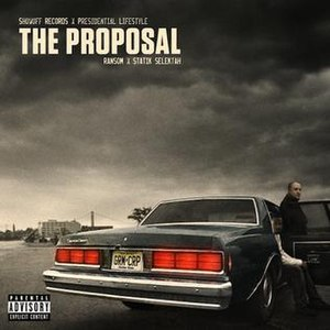 The Proposal (album) - Image: The Proposal, album cover