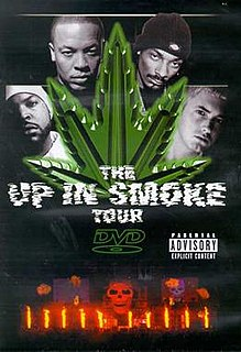 <i>Up in Smoke Tour</i>